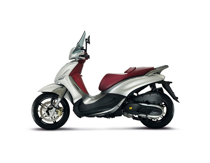 Piaggio BV 350 ST technical specifications